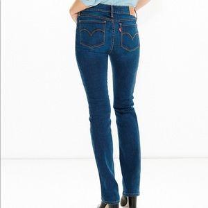 Levi's 712 Slim Fit Jeans
